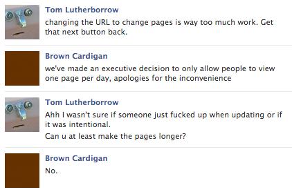Brown Cardigan: Post #27212