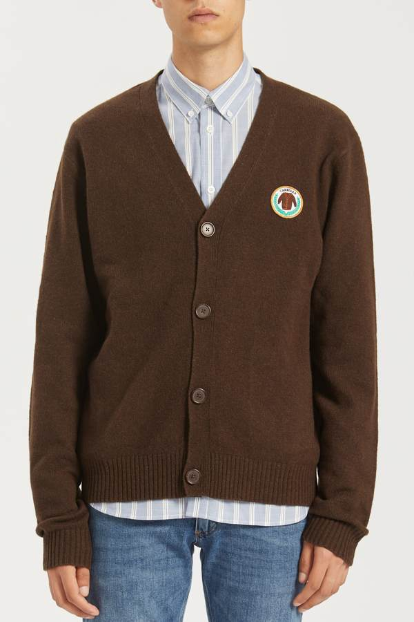 Brown Cardigan: Post #56041